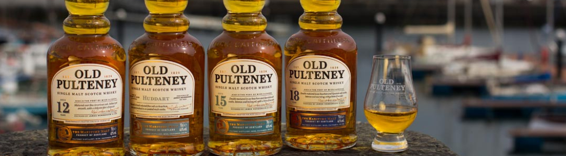 Old Pulteney Whisky Range