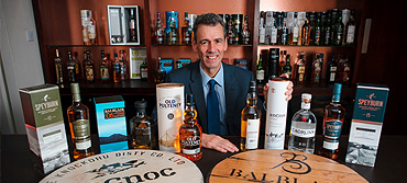 Inver House Distillers reports steady sales as focus continues on global brand growth.