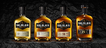 New Balblair age-statement collection revealed