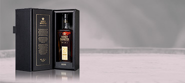 Hankey Bannister 21 Year Old Expression re-launched as new blend and design unveiled